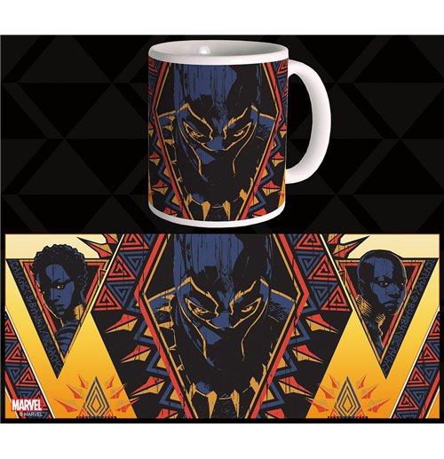 black panther tasse tribal original kaufen sie online im. Black Bedroom Furniture Sets. Home Design Ideas
