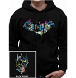 Batman Sweatshirt - Design: Gotham Face