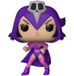 Teen Titans Go! The Night Begins To Shine POP! Vinyl Figur Raven 9 cm