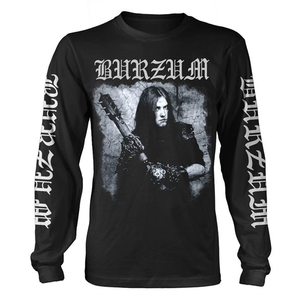 Burzum Longsleeve Trikot ANTHOLOGY 2018