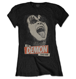 Kiss T-Shirt für Frauen - Design: The Demon Rock