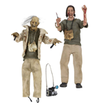 Texas Chainsaw Massacre Retro Actionfigur Nubbins Collecter's Set 20 cm