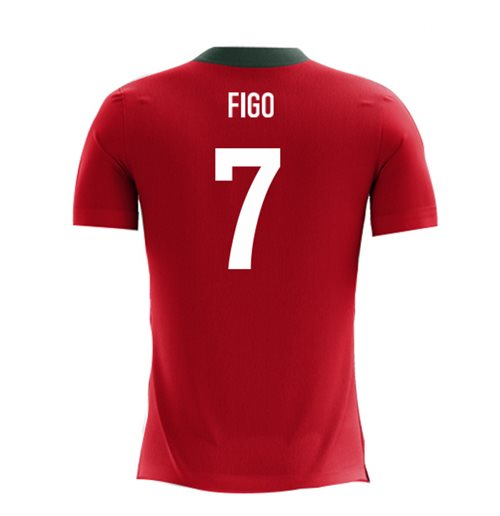 kaufe t shirt portugal fussball 2018 2019 home. Black Bedroom Furniture Sets. Home Design Ideas