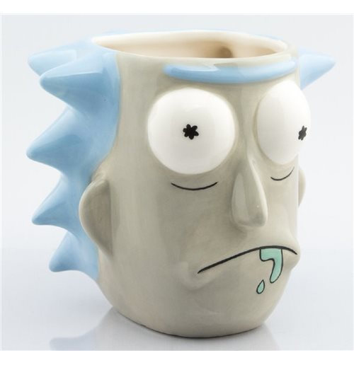 Tasse Rick and Morty 296330
