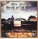 Vinyl Neil Young / Promise Of The Real - The Visitor (2 Lp)