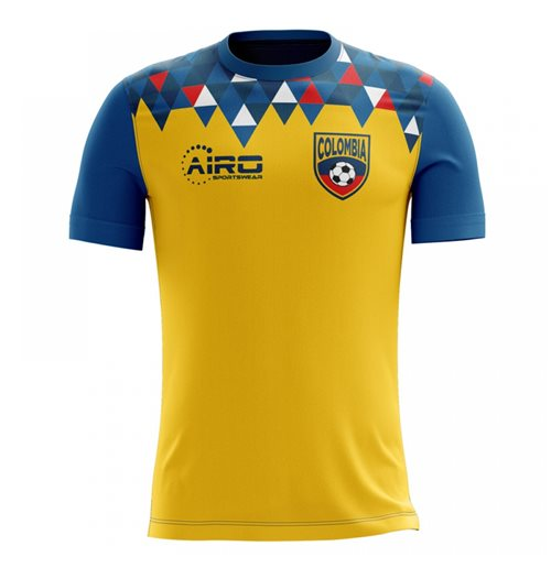 T-Shirt Kolumbia Fussball 2018-2019 Home