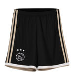 Shorts Ajax 2018-2019 Away (Schwarz)