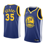 Golden State Warriors Kevin Durant Nike Icon Edition Replik Trikot