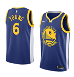 Golden State Warriors Nick Young Nike Icon Edition Replik Trikot