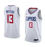 Los Angeles Clippers Jamil Wilson Nike Association Edition Replik Trikot