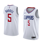 Los Angeles Clippers Montrezl Harrell Nike Association Edition Replik Trikot
