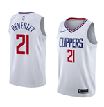 Los Angeles Clippers Patrick Beverley Nike Association Edition Replik Trikot