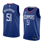 Los Angeles Clippers Boban Marjanovic Nike Icon Edition Replik Trikot