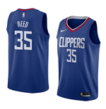 Los Angeles Clippers Willie Reed Nike Icon Edition Replik Trikot