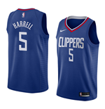 Los Angeles Clippers Montrezl Harrell Nike Icon Edition Replik Trikot