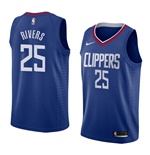 Los Angeles Clippers Austin Rivers Nike Icon Edition Replik Trikot