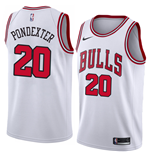 Chicago Bulls Quincy Pondex Nike Edition Replica Trikot