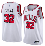 Chicago Bulls Kris Dunn Nike Association Edition Replica Trikot