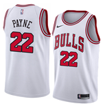 Chicago Bulls Cameron Payne Nike Association Edition Replica Trikot