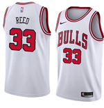 Chicago Bulls Trikot Willie Reed Nike Association Edition Replik