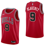 Chicago Bulls Antonio Blakeney Nike Icon Edition Replik Trikot