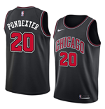Chicago Bulls Quincy Pondexter Nike Statement EditionTrikot