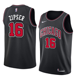 Chicago Bulls Paul Zipser Nike Statement Edition Replik Trikot