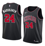 Chicago Bulls Lauri Markkanen Nike Statement Edition Replik Trikot