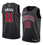 Chicago Bulls David Nwaba Nike Statement Edition Replik Trikot