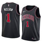 Chicago Bulls Jameer Nelson Nike Statement Edition Replik Trikot