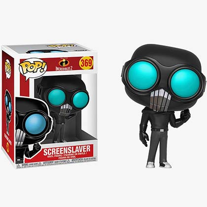The Incredibles Funko Pop