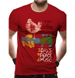 T-Shirt Woodstock 297336