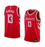 Houston Rockets James Harden Nike Icon Edition Replik Trikot