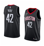 Houston Rockets Nene Nike Statement Edition Replik Trikot