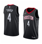 Houston Rockets PJ Tucker Nike Statement Edition Replik Trikot