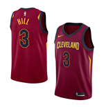 Cleveland Cavaliers Hemd George Hill Nike Logo Edition Replik