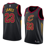 Cleveland Cavaliers Trikot Lebron James Nike Statement Edition Replik
