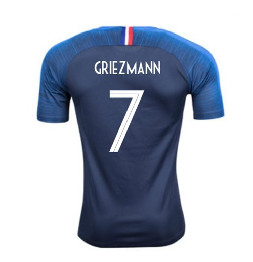 Frankreich Trikot Griezmann