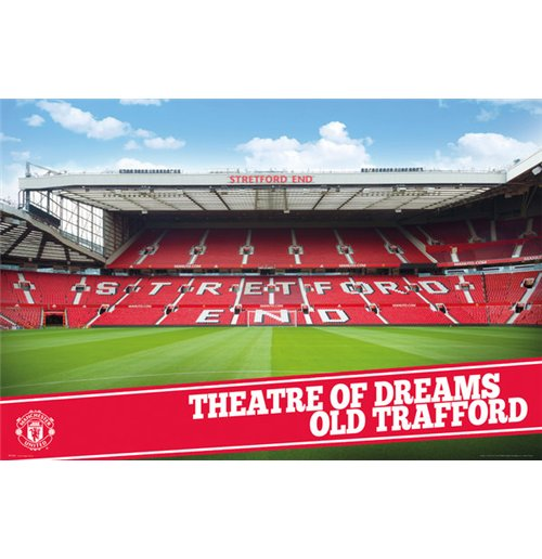 Poster Manchester United FC 297940