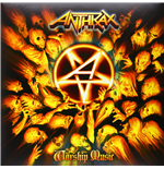 Vinyl Anthrax - Whorship Music (2 Lp+7'')