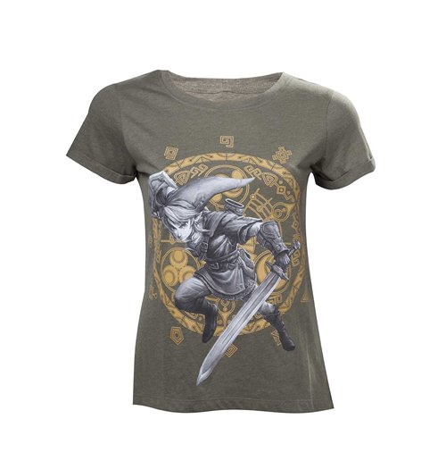 T-Shirt The Legend of Zelda 298213