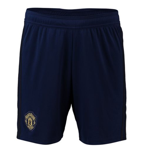 Shorts Manchester United FC 2018-2019 Third (Marineblau)