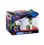 Marvel XL Tasse Bursting Hulk