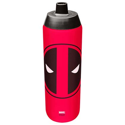 Trinkflasche Deadpool 298674
