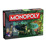 Rick and Morty Brettspiel Monopoly *Englische Version*