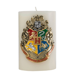 Harry Potter XL Kerze Hogwarts 15 x 10 cm