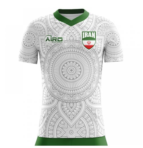 T-Shirt Iran Fussball 2018-2019 Home Concept