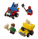 LEGO® Marvel Super Heroes™ Mighty Micros - Scarlet Spider vs. Sandman