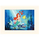 Kunstdruck The Little Mermaid 299104