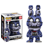 Five Nights at Freddy's POP! Games Vinyl Figur Nightmare Bonnie 9 cm
